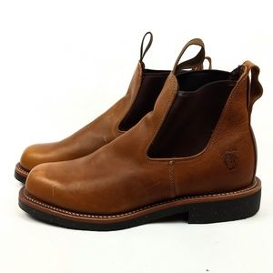 Chippewa Renegade Chelsea Boots Size 8D